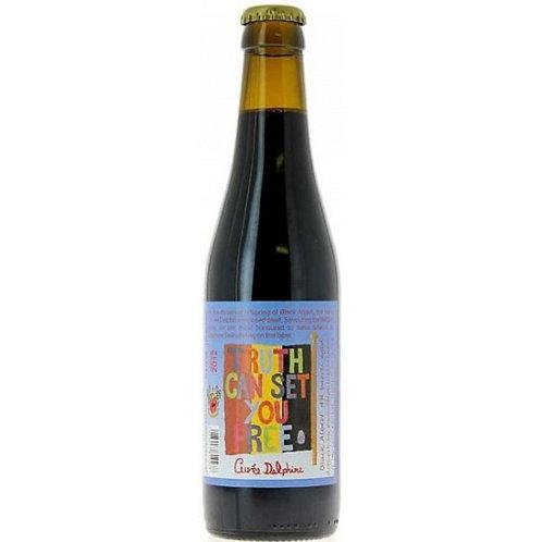 'Cuvée Delphine' - De Struise Brouwers - Bourbon BA Royal Stout - 13%