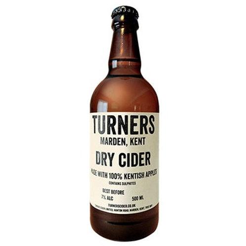 'Dry Cider' - Turners - Apple Cider - 6.5%