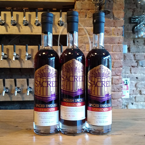 Sacred English Spiced Vermouth - 200ml - 18%