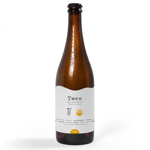'Twee' - Nevel Artisan Ales + Tommie Sjef Wild Ales - BA Wild Blonde - 5.8%