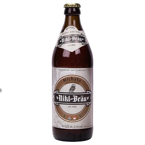 'Michala Dunkles Kellerbier' - Brauerei Nikl - Dark Lager - 5.1%