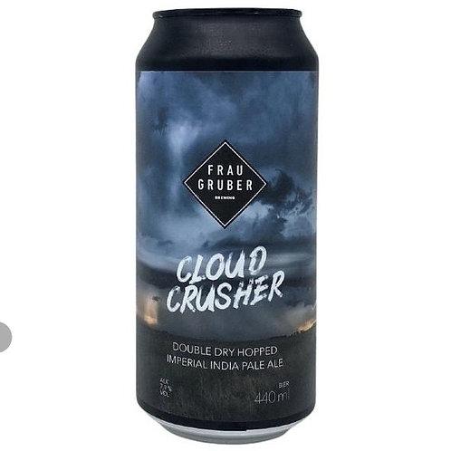 'Cloud Crusher' - Frau Gruber Brewing - DDH Imperial IPA - 7.9%