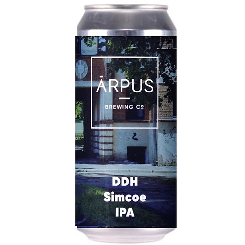 'DDH Simcoe IPA' - Ārpus Brewing Co. - IPA - 7.2%