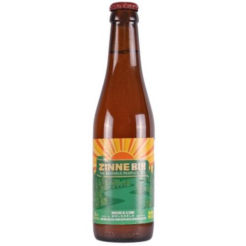 Zinnebir - Brasserie de la Senne - Belgian Blonde - 5.8%
