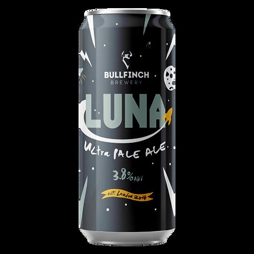'Luna' - Bullfinch Brewery - Ultra Pale Ale - 3.8%