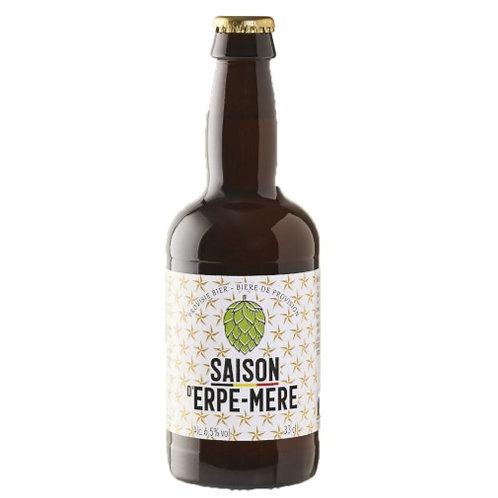 'Saison D'Erpe-Mere' - Brouwerij de Glazen Toren - Saison - 6.5%