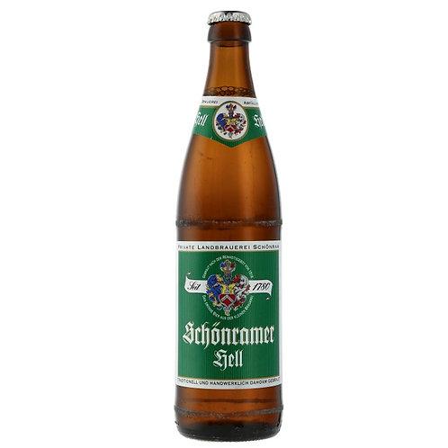 'Schönramer Hell' - Private Landbrauerei Schönram - Lager - 5%