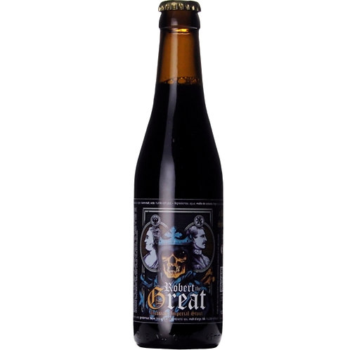 'Robert the Great' - De Struise Brouwers - Port BA Imperial Stout - 10.5%