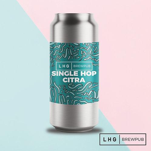'Single Hop Citra' - Left Handed Giant Brewpub - IPA - 4.9%