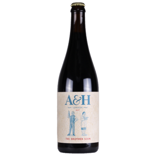 The Brother Sean 2018 - A&H - Bottle Aged Belgian Stout - 9.1%