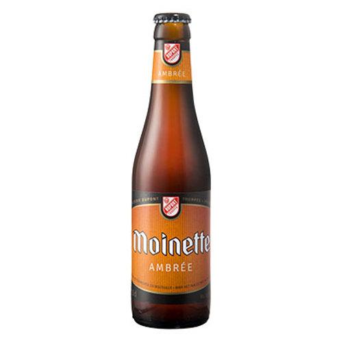 Moinette Ambrée - Brasserie Dupont - Belgian Amber Ale - 8.5%