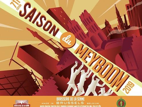 Saison du Meyboom (2019) - Brasserie De La Senne - Saison - 5.5%
