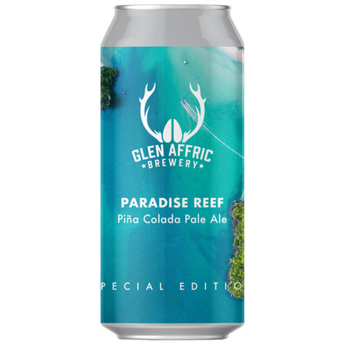 'Paradise Reef' - Glen Affric Brewery - Pina Colada Pale Ale - 4.7%