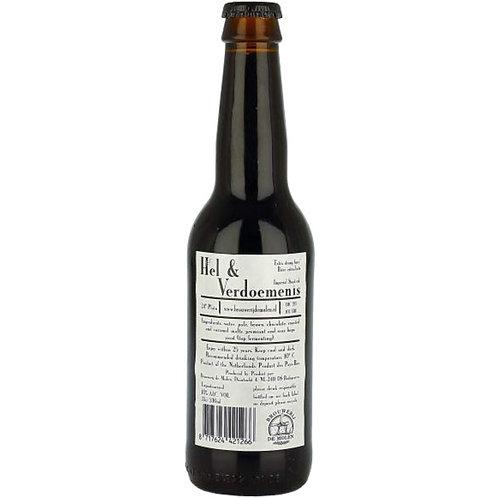 'Hel & Verdoemenis' - Brouwerij De Molen - Imperial Stout - 10%