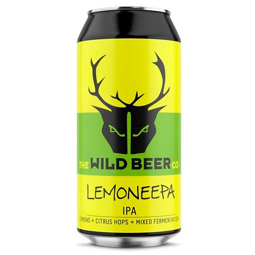 'Lemoneepa' - The Wild Beer Co. - Lemonade IPA - 6%