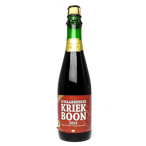 'Schaarbeekse Oude Kriek' (19) - Brouwerij Boon - Cherry Lambic - 6%