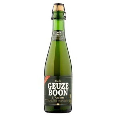 'Oude Geuze Boon A L'Ancienne' (16/17) - Brouwerij Boon - Lambic - 7%