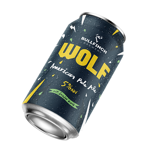 'Wolf' - Bullfinch Brewery - American Pale Ale - 5%