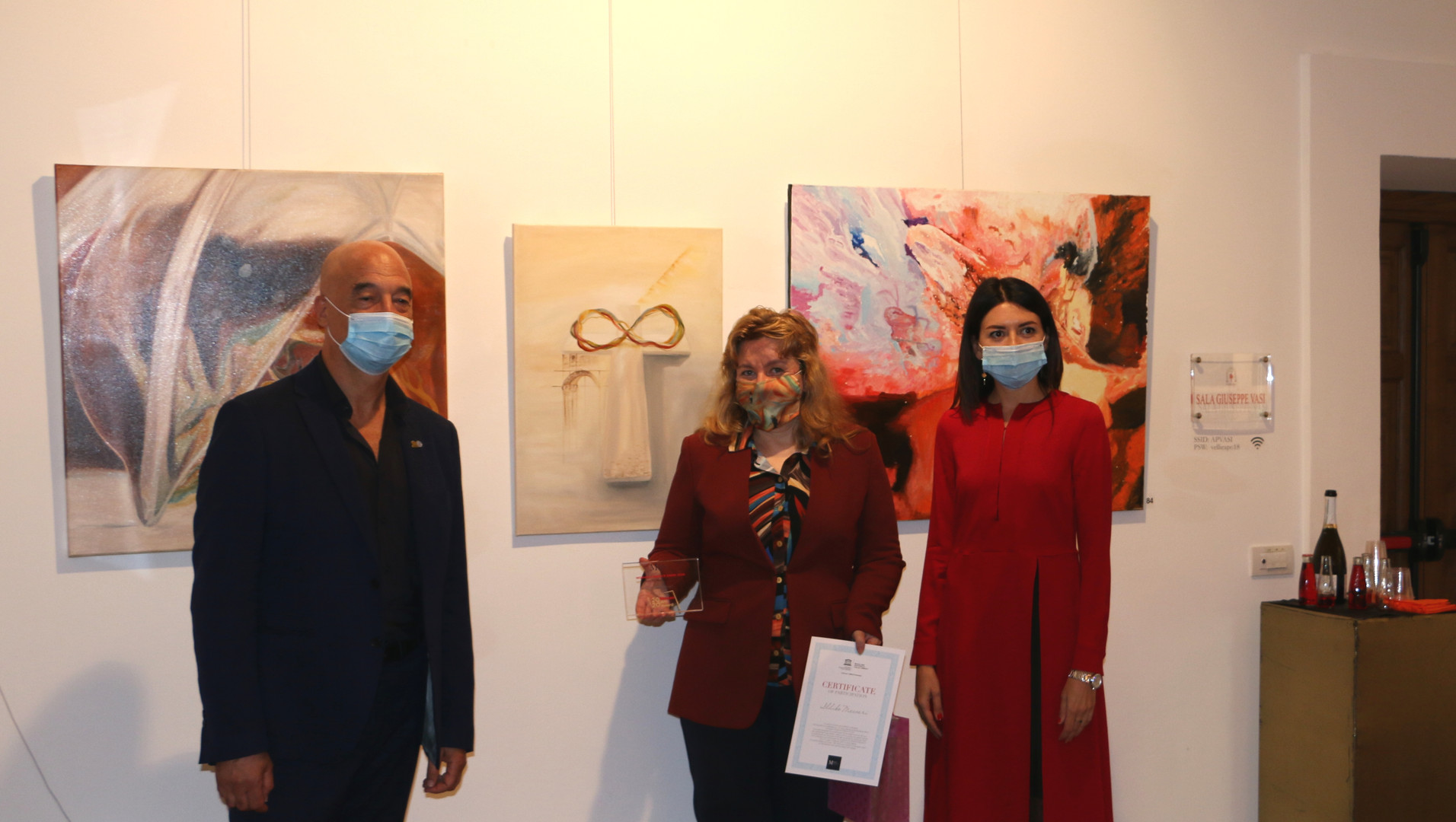 Woman's Art Award