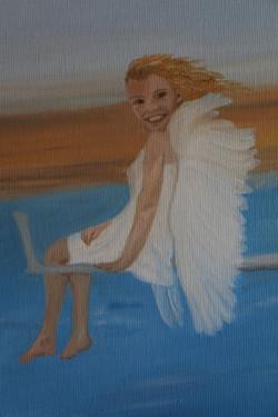 Részlet: angyal