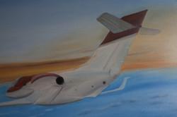 Részlet: repülőgép