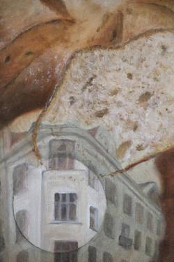 Közösségi kenyér, részlet nézet 2.