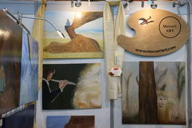 Exhibition in Érd 2019 - booth