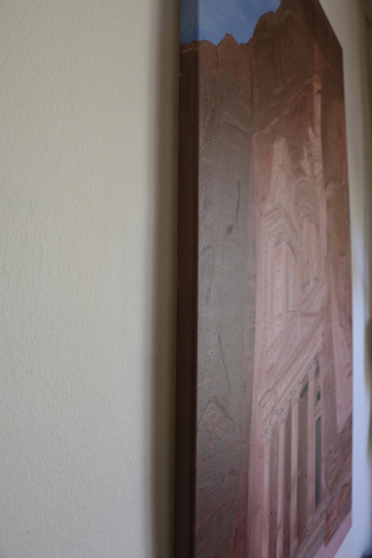 Petra: side view