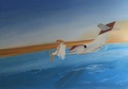Faith and trust, 70x100 cm
