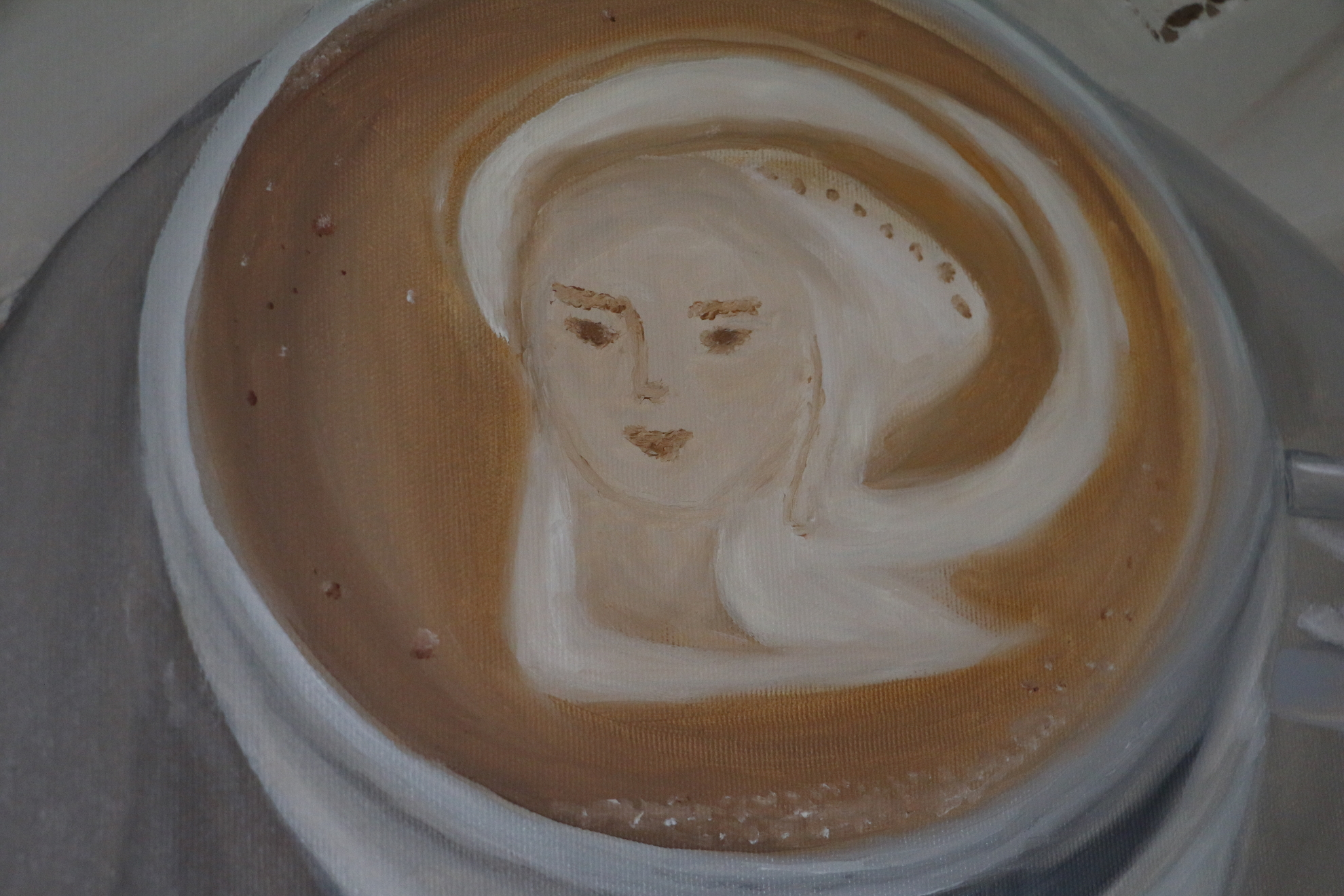 Art coffee detail 2.