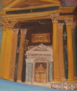 Részlet: Lateráni bazilika