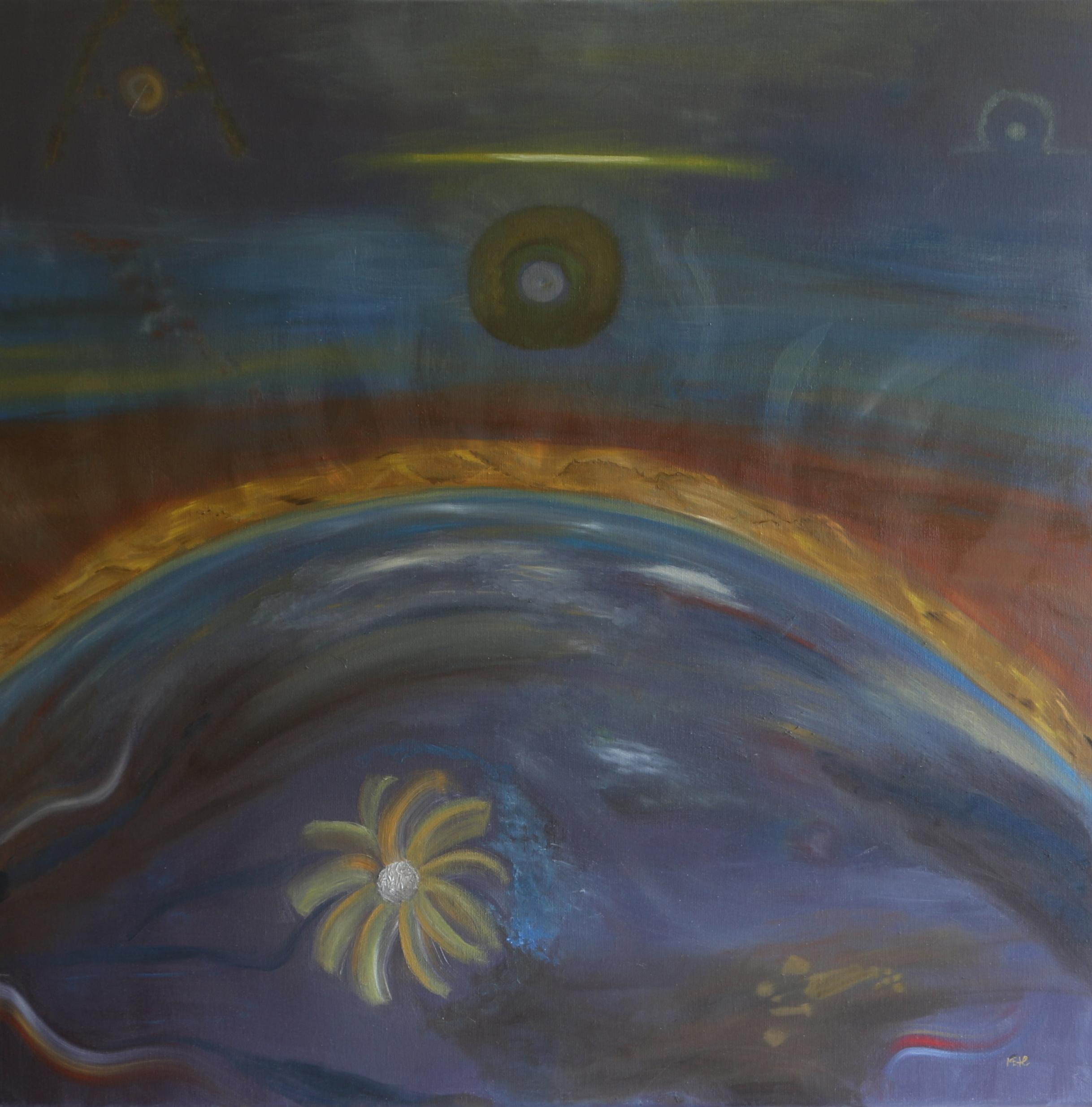 Pajzs, 70x70 cm