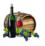 wine-barrel-with-a-bottle-and-a-glass-ve