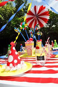 Carnival Party Box / Circus Party Box