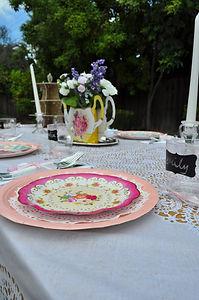 English Tea Party Theme Supplies