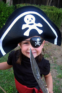Pirate Party Costume Supplies