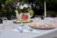English Tea Party Box