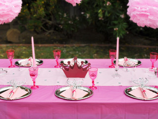 Planning A Princess Party? 6 Things To Consider for A Princess Theme Party