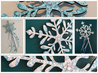 How to make a Frozen Princess Wand
