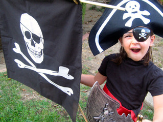 Planning a pirate party? 6 things to think about