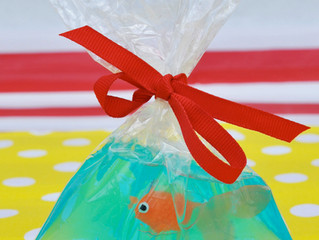 Fishy Favors – How to make fish in a bag soap party favors