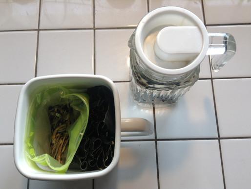昆布と煮干し