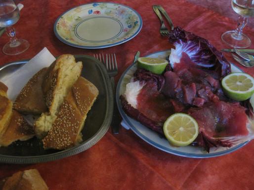 アバディのパン ・・・イタリア旅日記・・・
