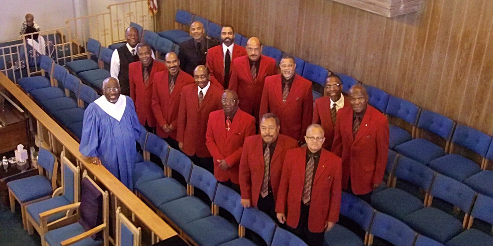 Male Chorus Anniversary Concert