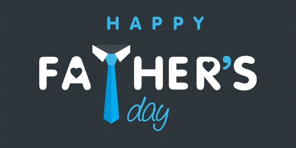 Father's Day Recognition