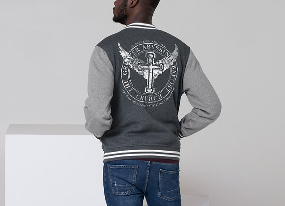 GABC Grunge Men's Letterman Jacket