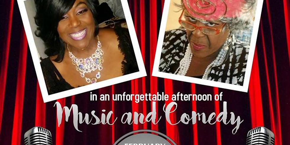 Music & Comedy Night