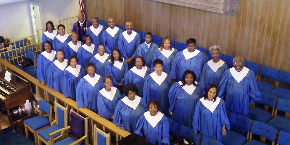 Evangelistic Choir Candlelight Service