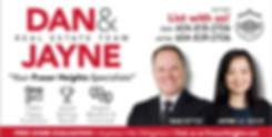 Dan Reiter and Jayne Liu- Fraser Heights Real Estate Experts