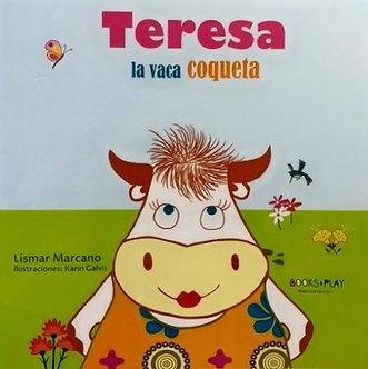 Teresa la vaca coqueta